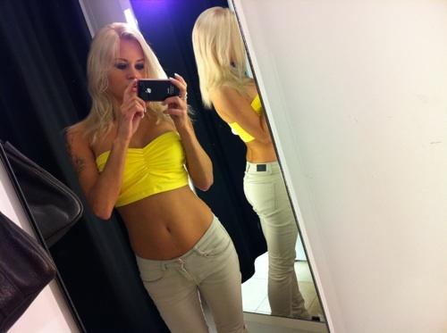 Dressing room sex